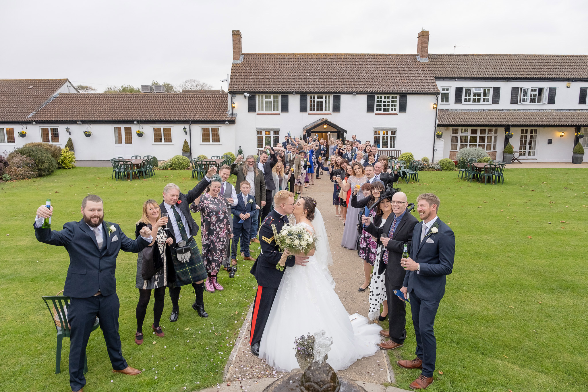 Batch Country House Wedding