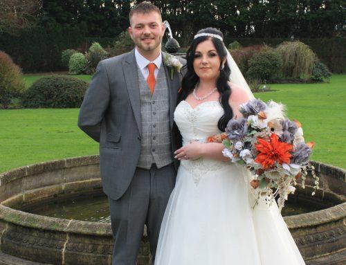 Mr & Mrs Davies…,