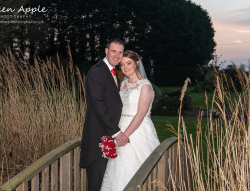 The New Mr & Mrs Griffiths…