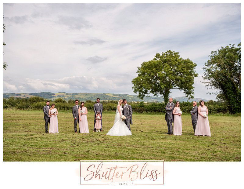 Batch Country House Wedding Photographer KLP