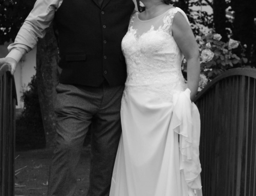 Mr & Mrs Trego…